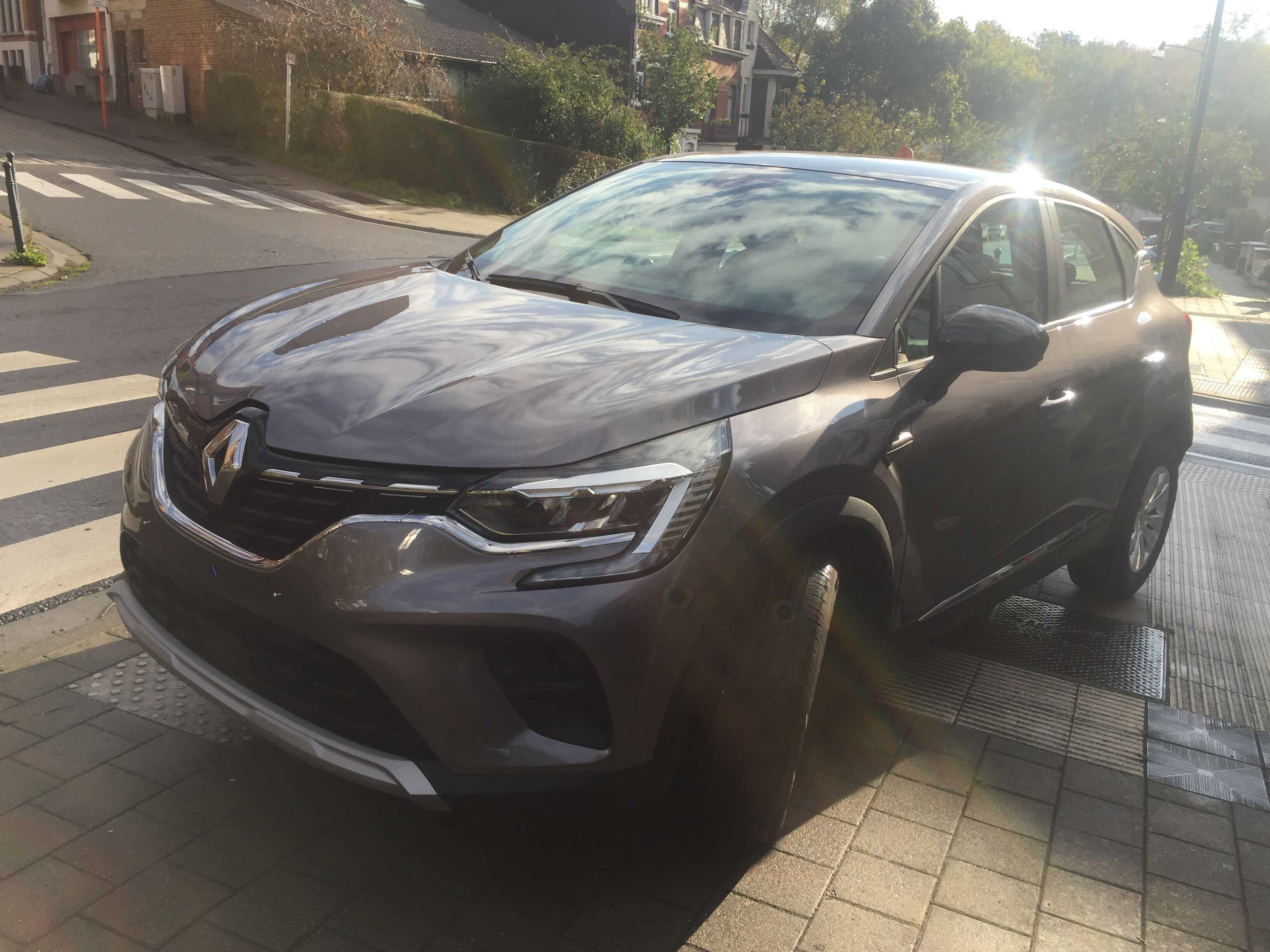 Renault Captur 1.0 TCe Zen