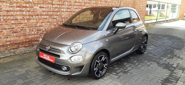 Fiat 500 1.2iSport*Airco*Alu velgen*Navi*Pano open dak*PDC*ZOALS NIEUW!!!*