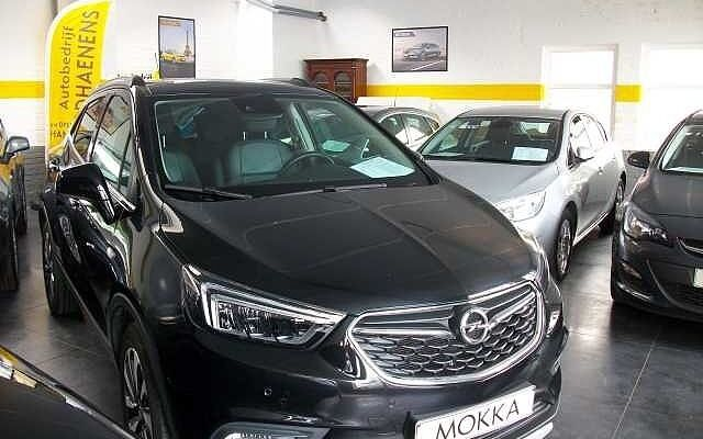 Opel Mokka X 1.4 Benz. 4x4 Turbo + trekhaak