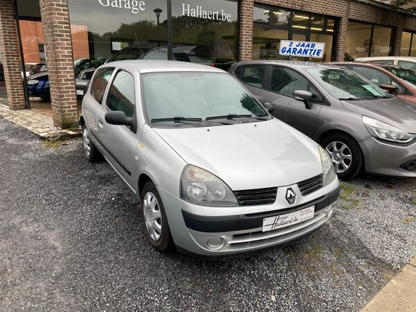 Renault Clio 1jaar Garantie