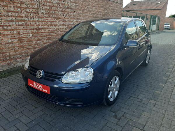 Volkswagen Golf VI 1.4 i *4/2006*5-deurs*alu velgen*airco*