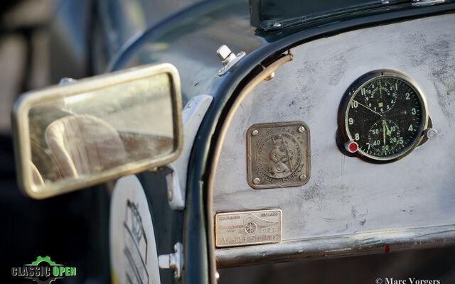 Alvis TC 21 convertible RHD Special