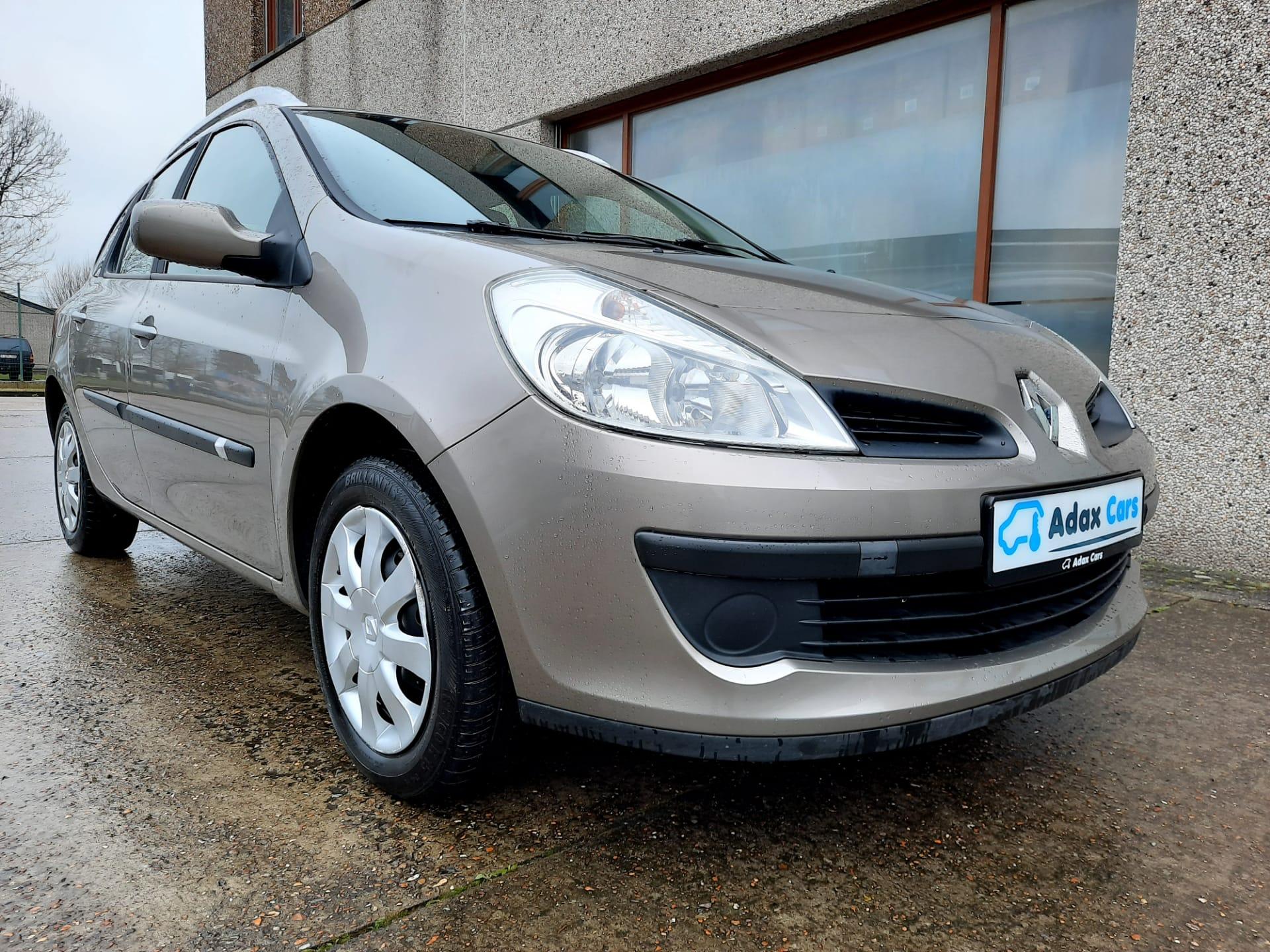 Renault CLIO III 1.5 Dci Grandtour