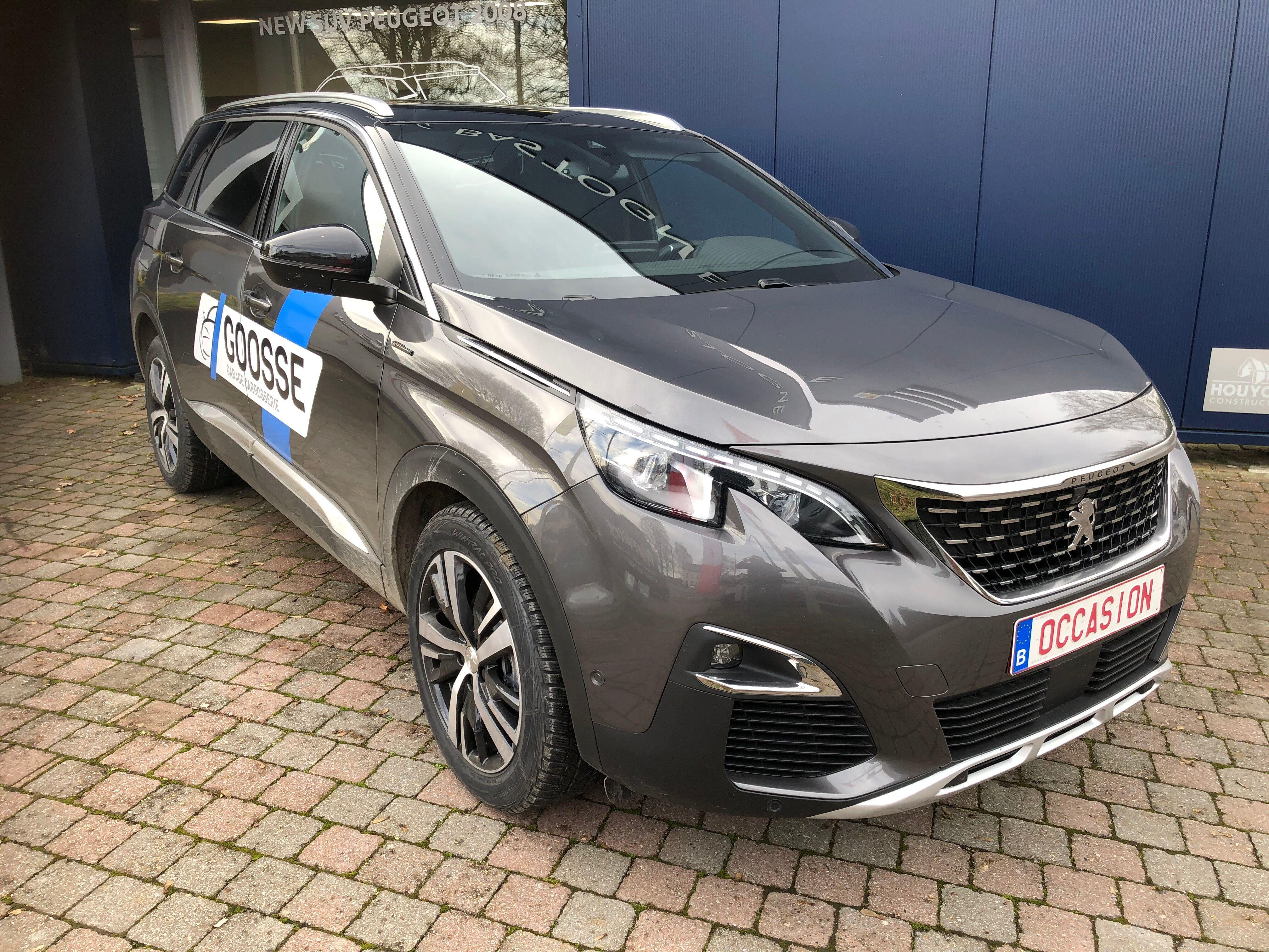 Peugeot 5008 GTLine