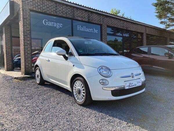 Fiat 500 2jaar Garantie
