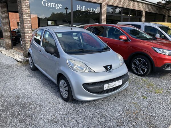 Peugeot 107 2jaar Garantie