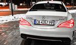 Mercedes CLA (C117) - 2016 CLA 250 Sport 4-Matic