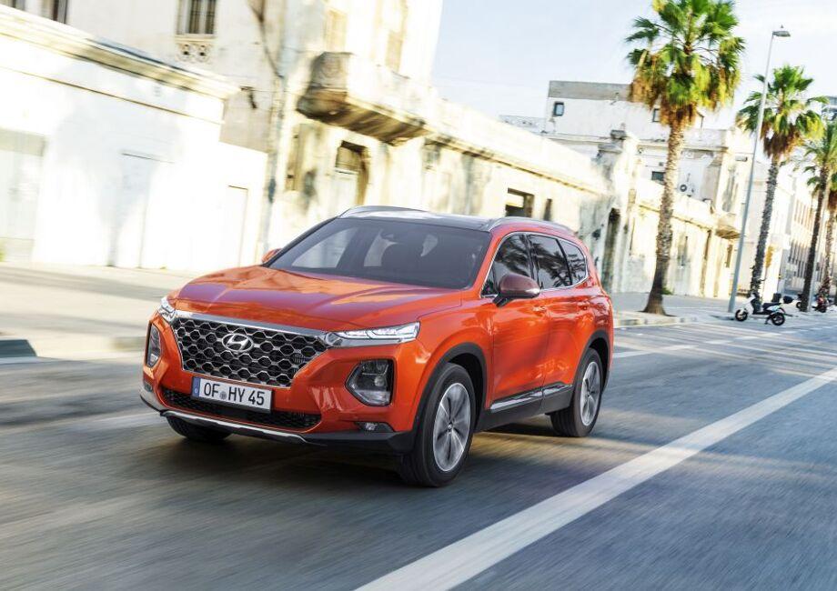 Hyundai neuve