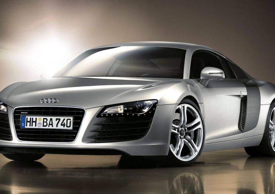 Audi neuve