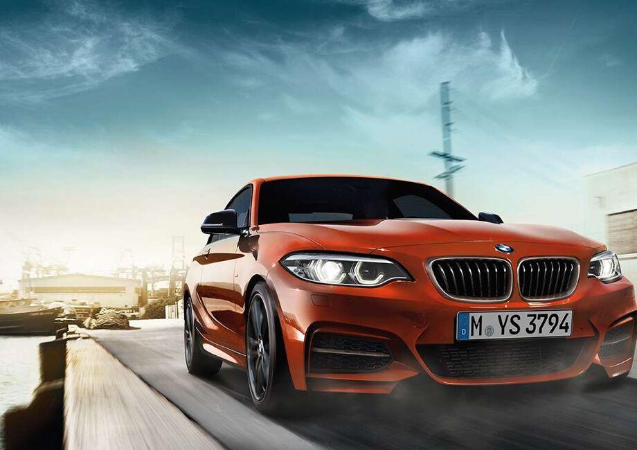 BMW neuve