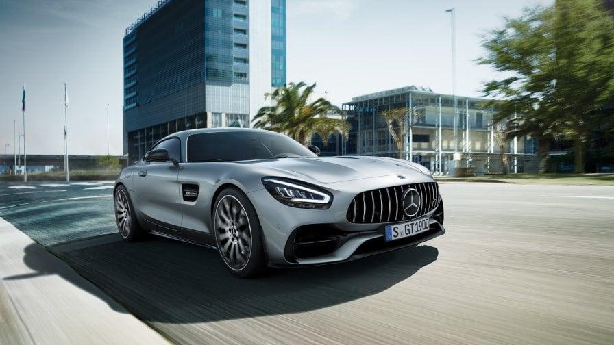 Mercedes neuve