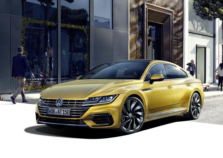 VW neuve
