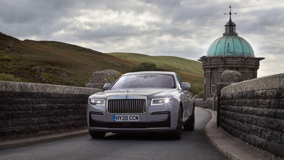 ESSAI Rolls-Royce Ghost : 2020, une bonne année. Si, si