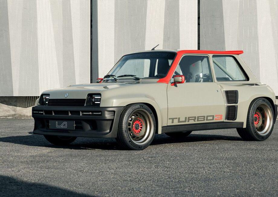 Renault 5 Turbo 3 Restomot