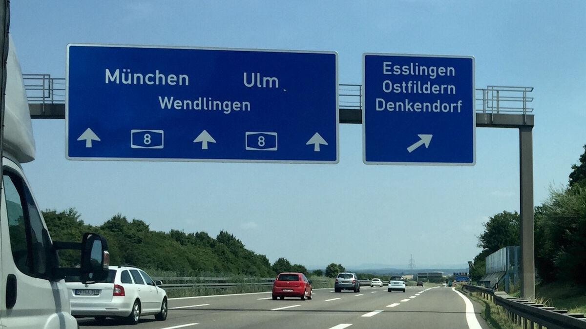 Volgens een studie rijden de Duitsers minder snel dan algemeen wordt aangenomen…