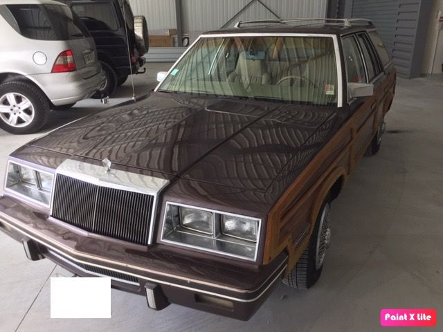Chrysler Le Baron  Town and Country 1982