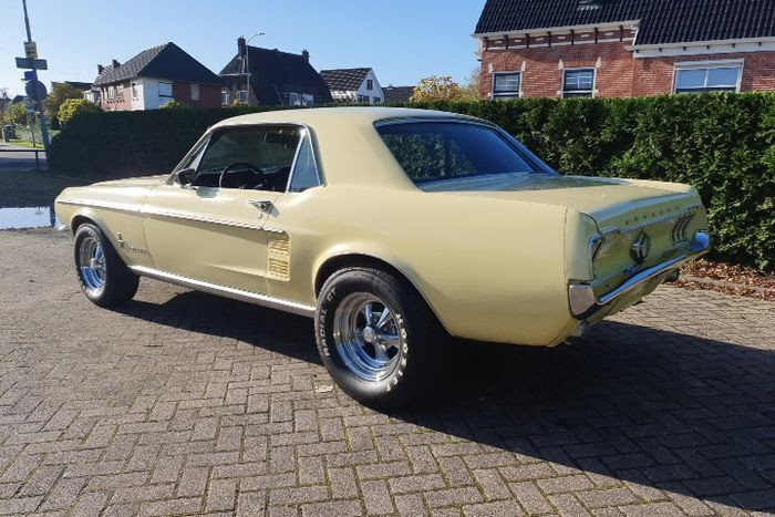 Ford Mustang Hardtop Coupe V8 1967