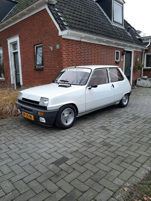 Renault 5 Alpine 1223 Coupe (cup) 1981