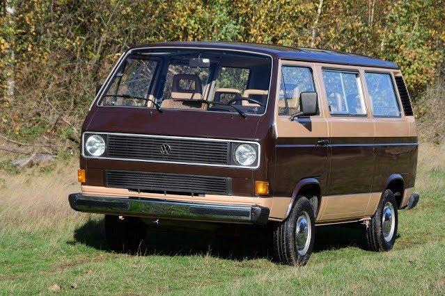 Volkswagen T3 Caravelle GL 1984