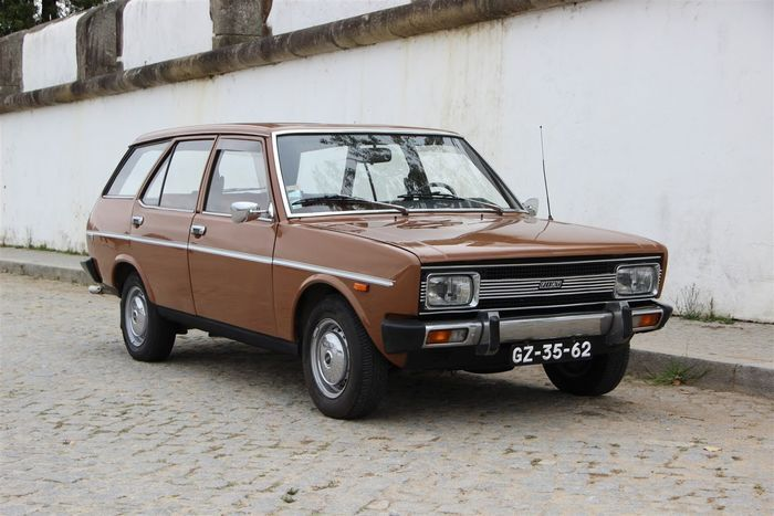 Fiat 131 Familiare 1976