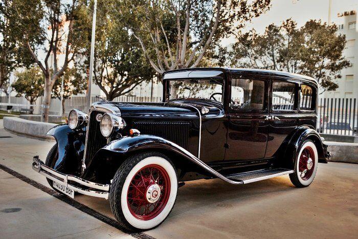 Chrysler CM 6 Sedan 1931