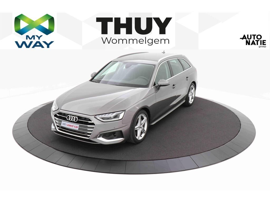 Audi A4 Avant 35 TFSI Advanced S tronic