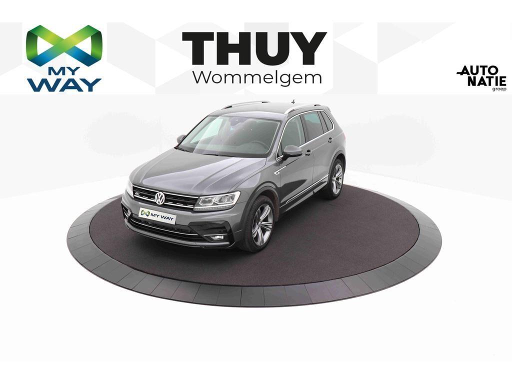 Volkswagen Tiguan 2.0 TDi SCR 4Mo Comfortline DSG (EU6.2)
