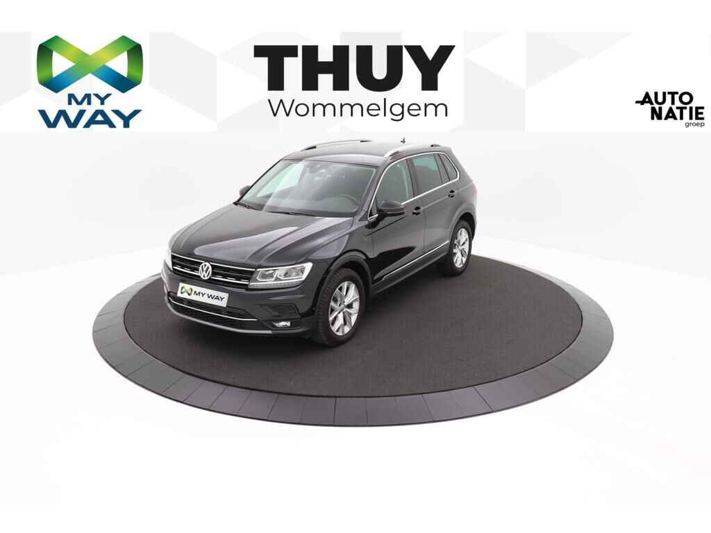 Volkswagen Tiguan 2.0 TDi SCR 4Motion Highline DSG (EU6.2)