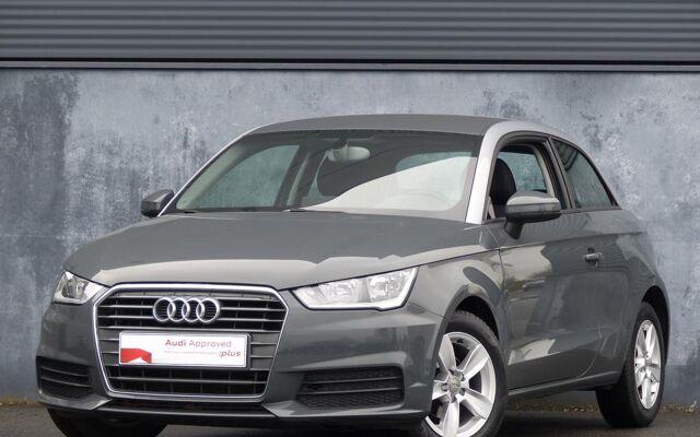 Audi A1 1.0 TFSI 82pk*2J GARANTIE*AIRCO*SENSOREN*GPS*BLUETOOTH