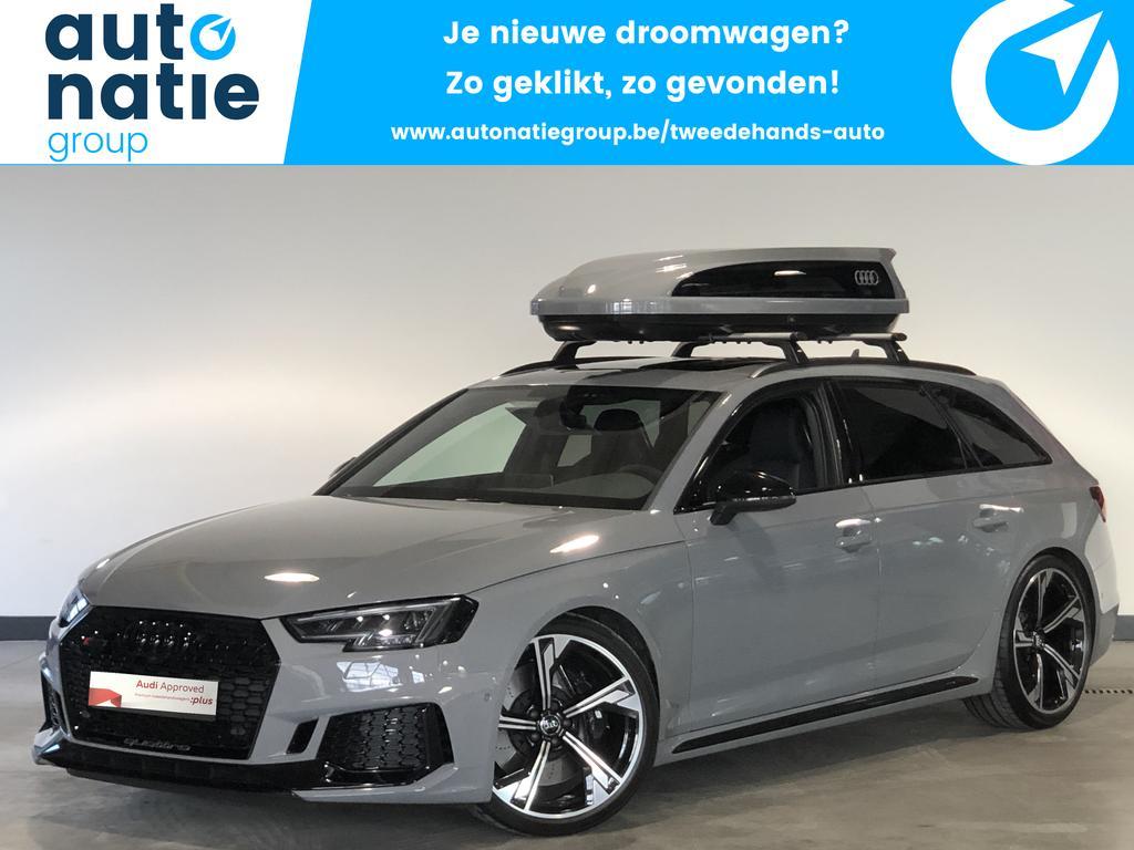 Audi RS4 AVANT 2.9 V6 TFSI Quattro RS4 Tiptronic