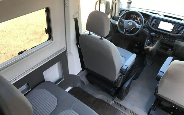 Volkswagen CRAFTER 35 FOURGON MWB HR DSL - 2017 2.0 CR TDi L3H3 Aut.