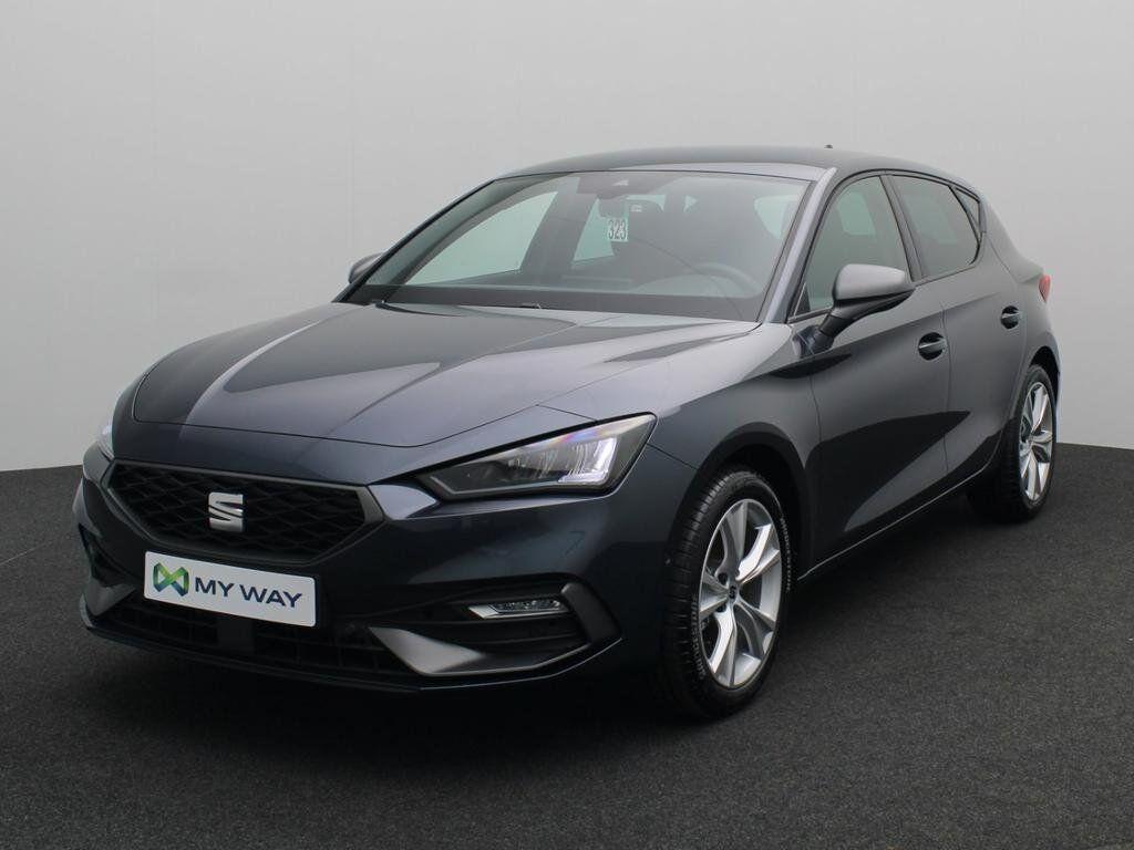 SEAT Leon 1.5 eTSI MHEV FR DSG (EU6AP)