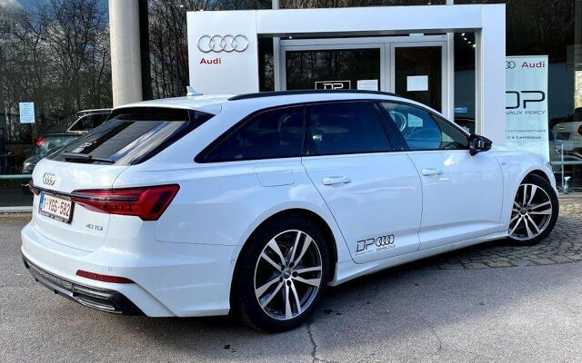 Audi A6 Avant 40 TDi Business Edition Sport S tronic