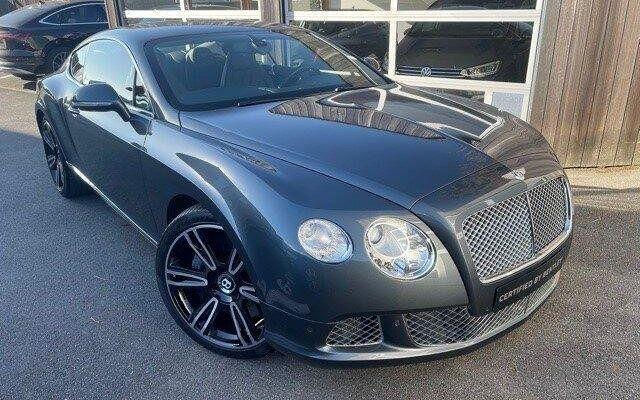 Bentley Continental GT 6.0 BiTurbo W12
