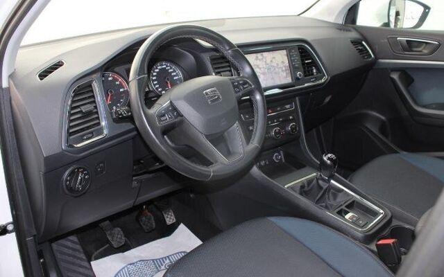 SEAT Ateca 1.0 TSI Ecomotive Style OPF