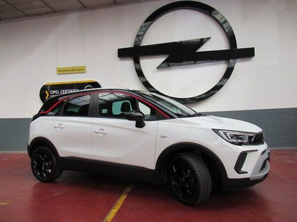 Opel Crossland GS-Line DIRECTIEWAGEN
