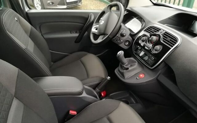Renault Kangoo LIMITED EDITION 1.5 D Eco-drive 9600km