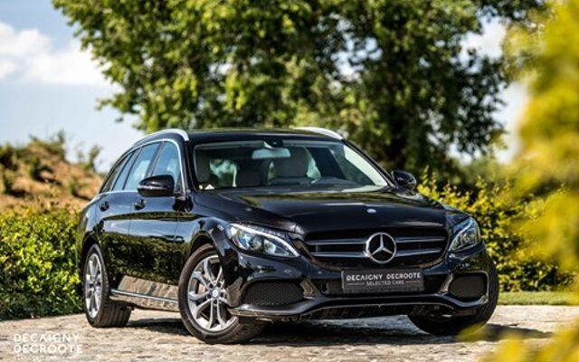 Mercedes C 350 e T AVANTGARDE * PLUGIN HYBRIDE * AUTOMAAT *