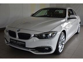BMW 420 2.0D Luxury Line * AUTOMAAT * LEDER *