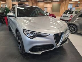 Alfa Romeo Stelvio Super 2.2JTDM 160PK AT8