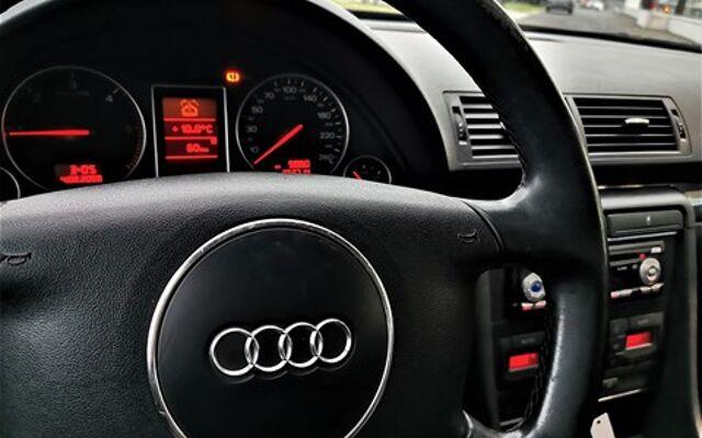 Audi A4 Leder