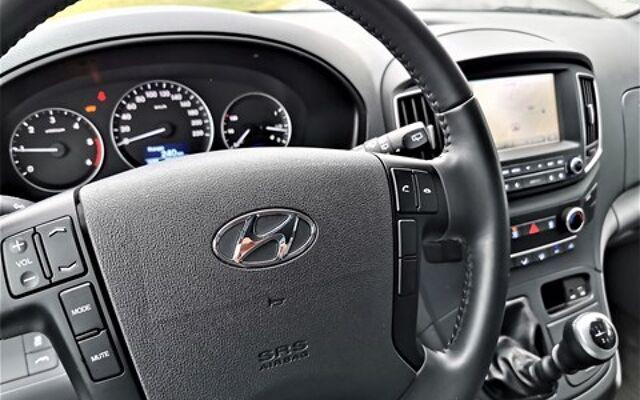 Hyundai H-1 6 ZITPLAATSEN - LICHTE VRACHT
