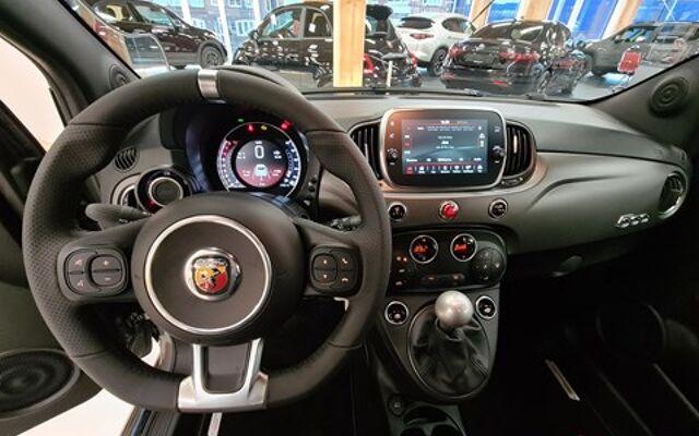 Abarth 595 Turismo 1.4TB 165PK