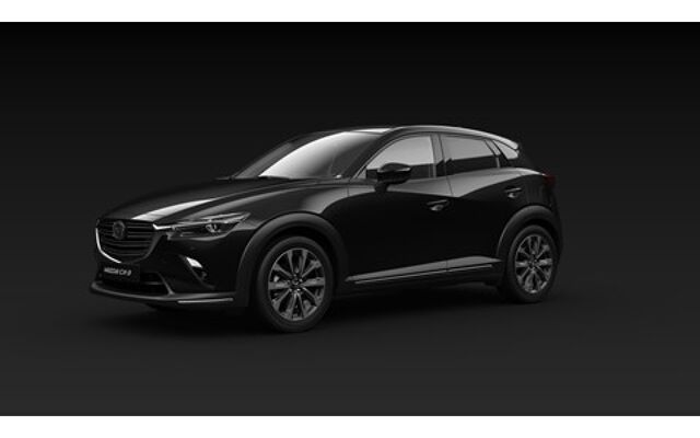 Mazda CX-3 5DR WGN SKYACTIV-G 121 hp 6AT Hakoné