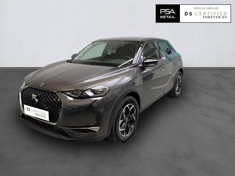 DS DS 3 Crossback  PureTech 100 Manual So Chic
