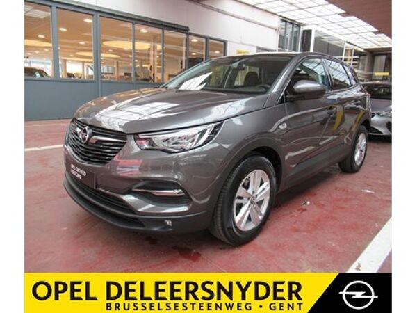 Opel Grandland X Edition 1.2 turbo Benzine AUTOMAAT