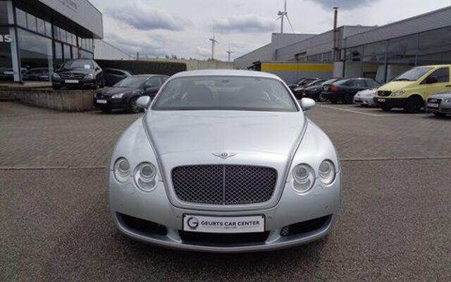 Bentley Continental GT 6.0 W12 560pk € 27.990 !