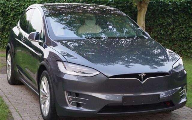Tesla Model X 100D - 22 Turbine- AP2- 7 seats - full option