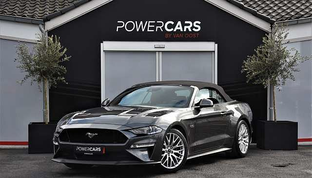 Ford Mustang 5.0 V8 GT   AUTOMAAT   CONVERTIBLE   GPS  