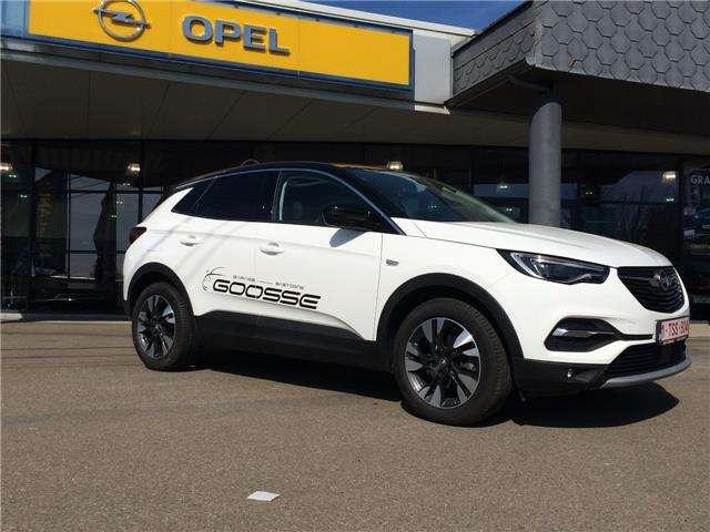 Opel Grandland X 1.2 Turbo ECOTEC Innovation
